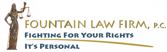 Fountain Law Firm Scholarship