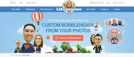 LikenessMe.com Design Scholarship