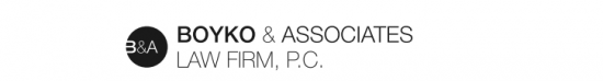 Boyko & Associates Law Firm Scholarship