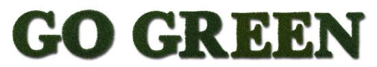 Go Green Scholarship