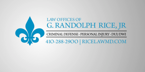 Law Offices of Randolph Rice Scholarship