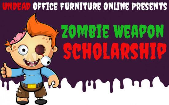 Zombie Weapon Scholarship