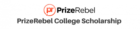 PrizeRebel College Scholarship