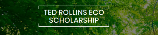 Ted Rollins Eco Scholarship