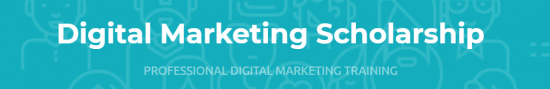 Digital Marketing Scholarship
