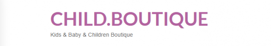 Child.Boutique Scholarship