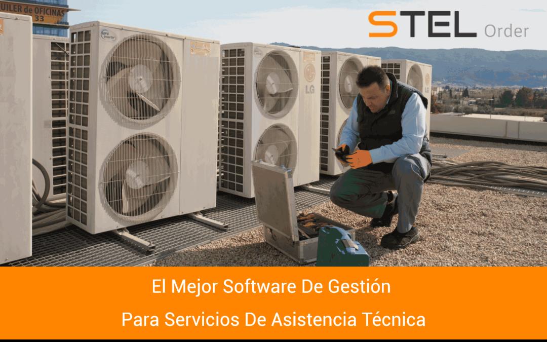 STEL Order para las empresas de Servicios de Asistencia Técnica.