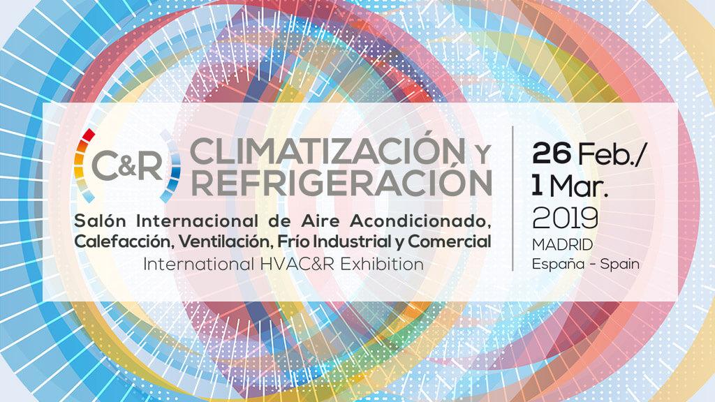 Feria IFEMA Climatización & Refrigeración 2019