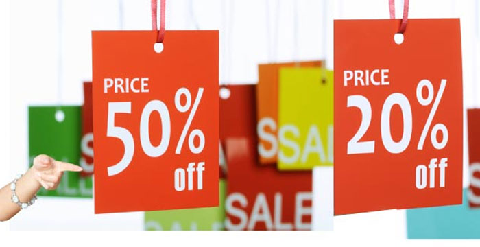 diferentes precios para un mismo producto es adecuado stel order