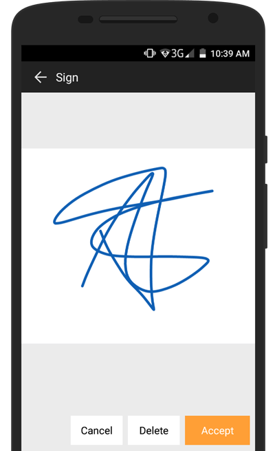 digitally sign documents