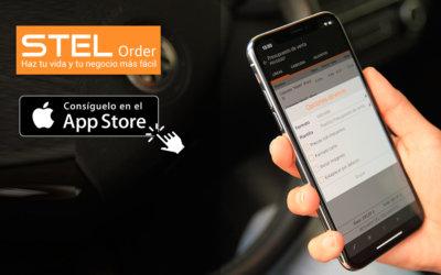 STEL Order disponible en AppStore