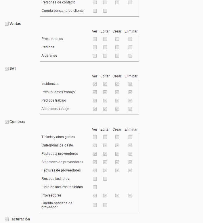Qué son roles de usuarios
