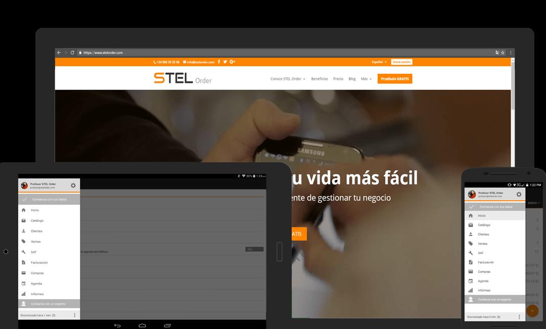 Actualización de STEL Order 3.1.5