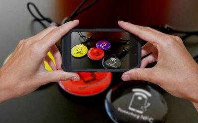 Tecnología NFC