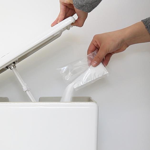 [TOILET 00]トイレット プレ クリーン (トイレ用つけ置き粉洗剤)