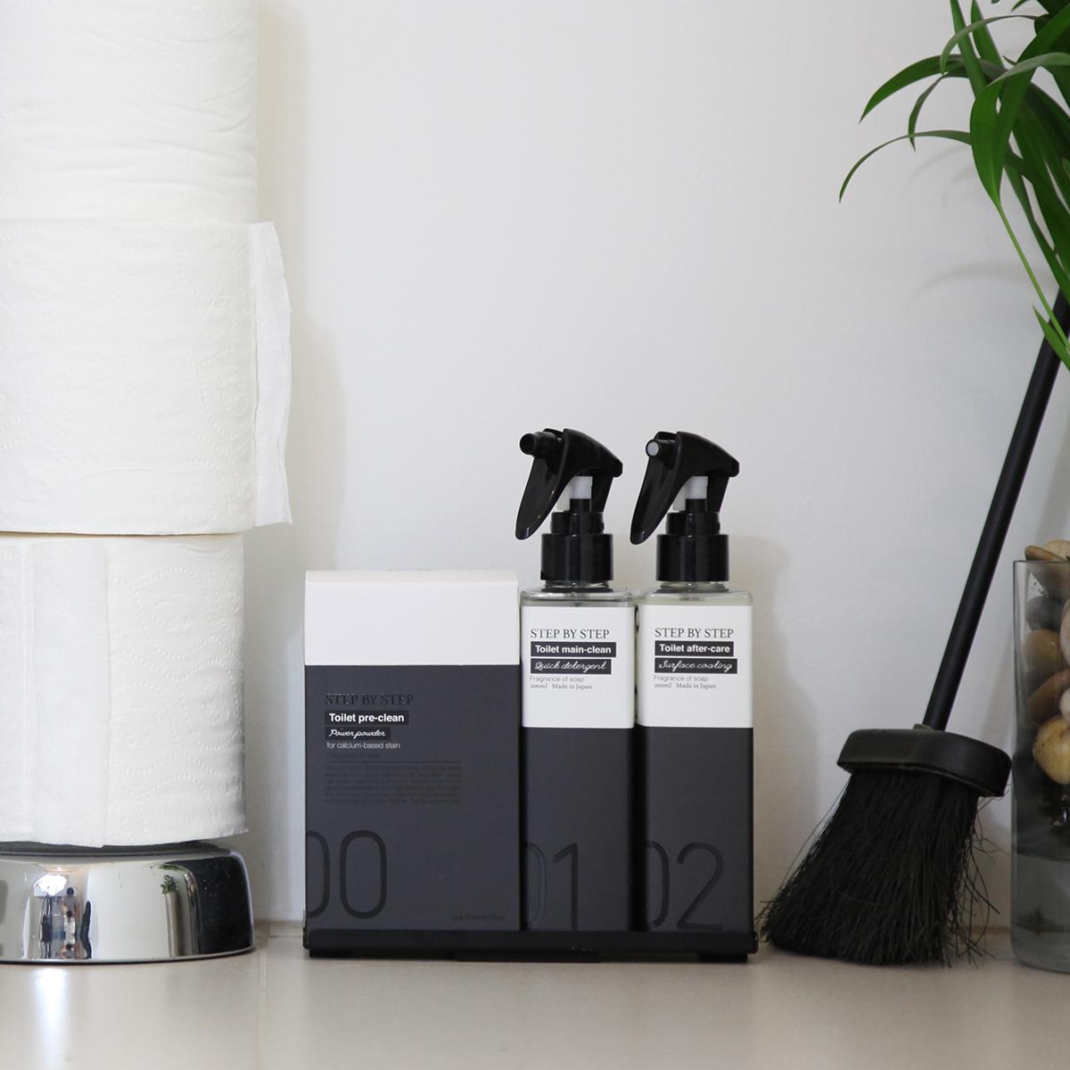 [TOILET 01]トイレット メインクリーン (トイレ用洗浄剤)