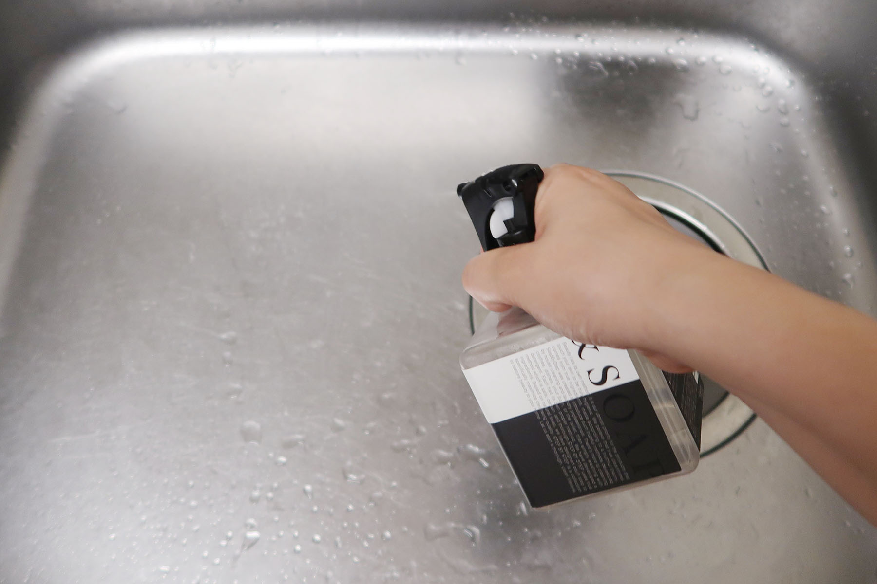 最後に、&SOAPシンク用コーティング剤