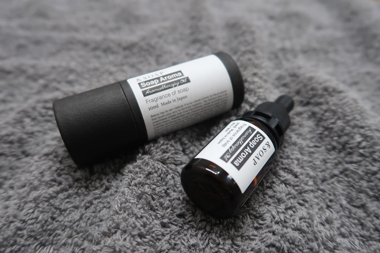 Soap Aromaとタオル