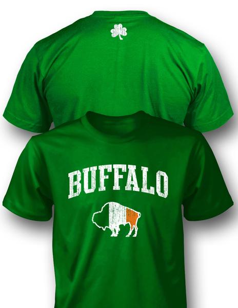 197ae22ef Tri Color Buffalo On Kelly - Tara Gift Shoppe