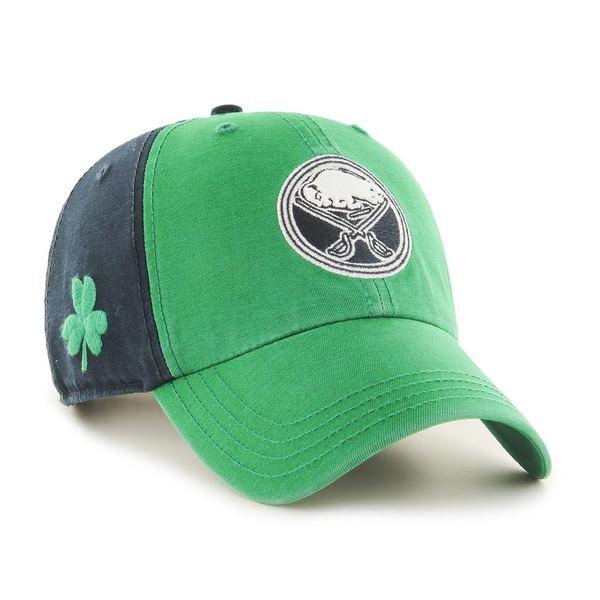 98a53e6c04e Buffalo Sabres St. Patty s Flagstaff Ball Cap - Tara Gift Shoppe