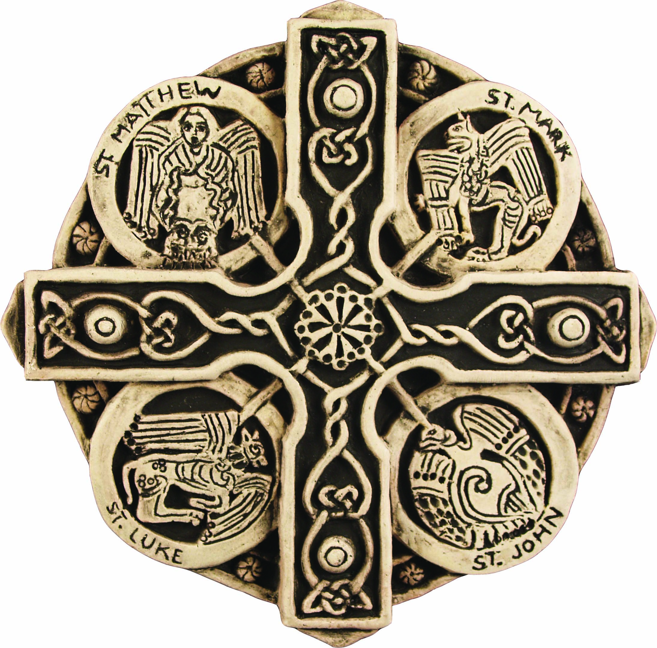 Book Of Kells Cross Mcharp Crosses With Meaning