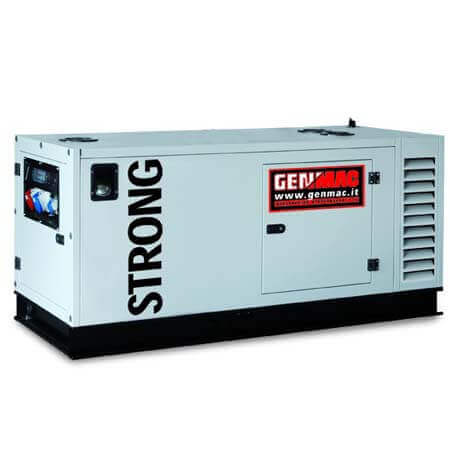 GENMAC 60KVA Strong G60PSA Diesel Generator