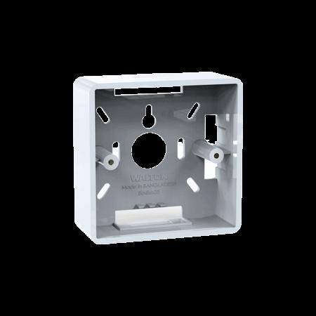 Walton 1 Module Gang Outer Box White