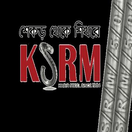 KSRM TMT Rebar 8 Mm