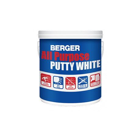 4 KG Berger All Purpose Putty (Exterior)