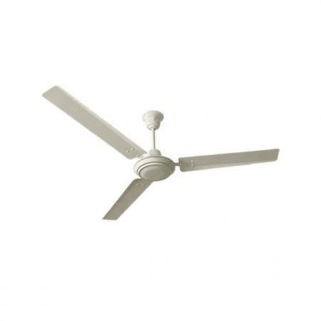 """BRB Lovely Ceiling Fan 56"""" White"""