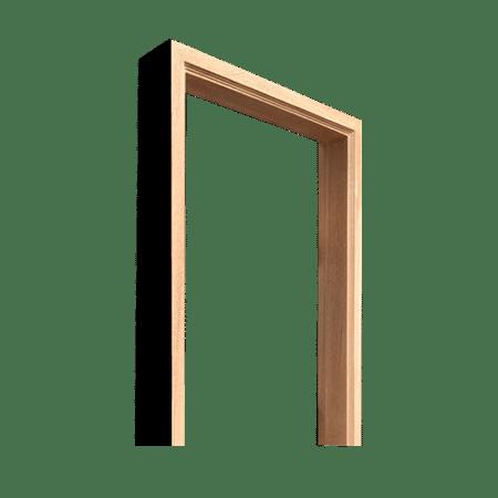 "36"" x 84"" Teak Chambul Wood Frame Without polish"