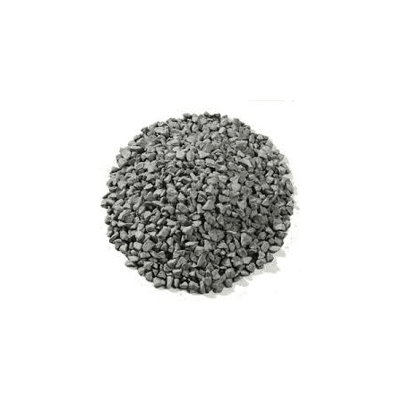 """6 mm stone chips (¼"""")"""