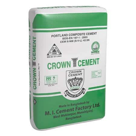 Crown Portland Composite Cement (PCC)