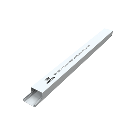 Walton Cable Casing 1''X6' White