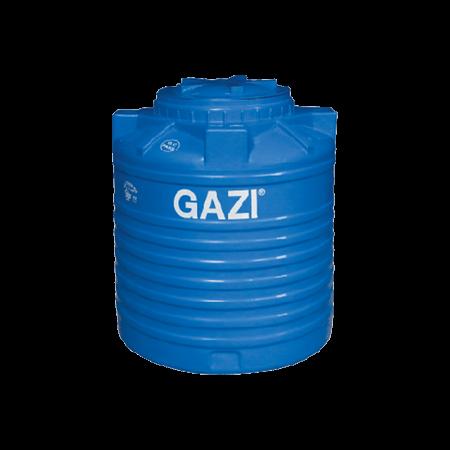 Gazi Vertical Color Tank (Gold)