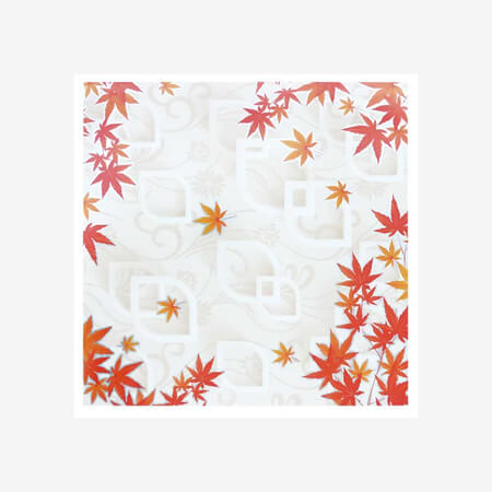 RFL 2'X2' Hot Stamping Ceiling Maple Leaf