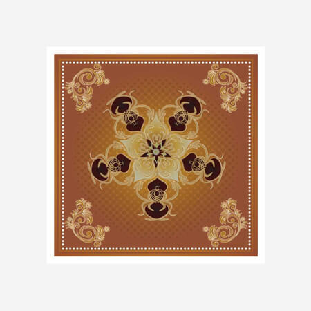 RFL 2'X2' Hot Stamping Ceiling Imperial