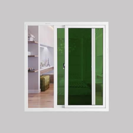 RFL Cosmic Window Green Mercury Glass