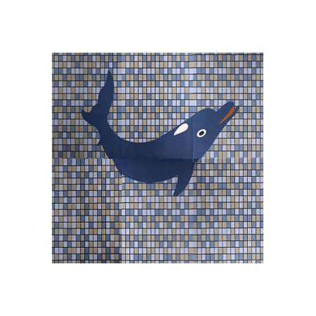 RAK 400X400 mm Decor Tiles Swimming Pool (6PCS)