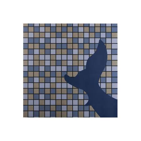 RAK 400X400 mm Decor Tiles Swimming Pool (H2)
