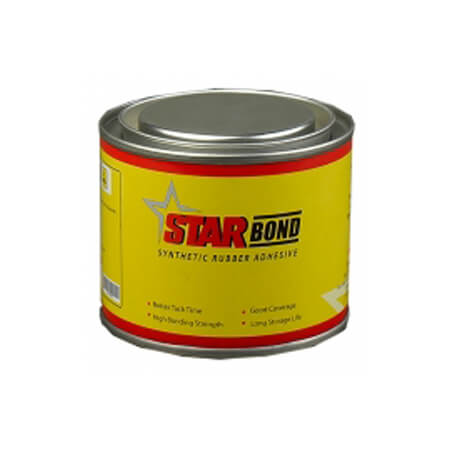 Star Synthetic Rubber Adhesive 100ml
