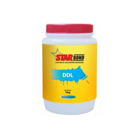 Star Synthetic Distemper Adhesive (ddl-c)