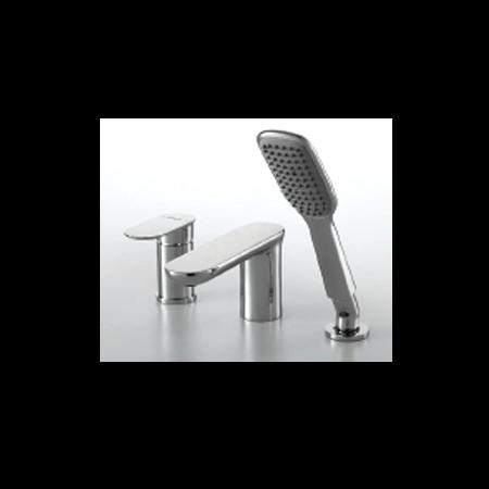 Bravat BD 3-hole Bath & Shower Mixer Gina (F-565104C-2)