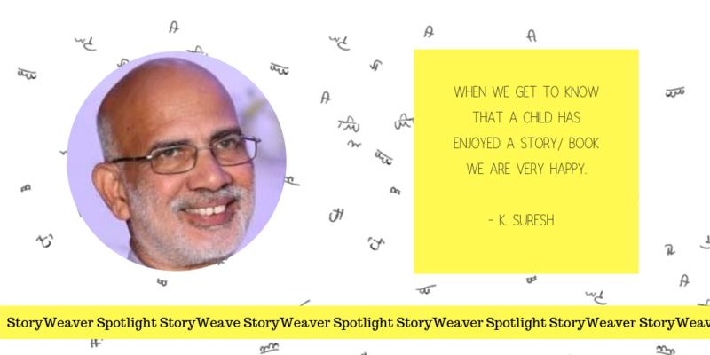 K.Suresh - Telugu translator - StoryWeaver