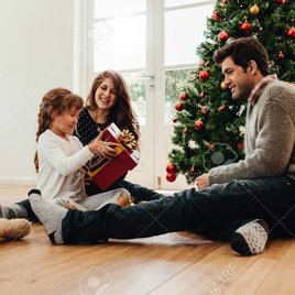 Creating) The Spirit of Christmas