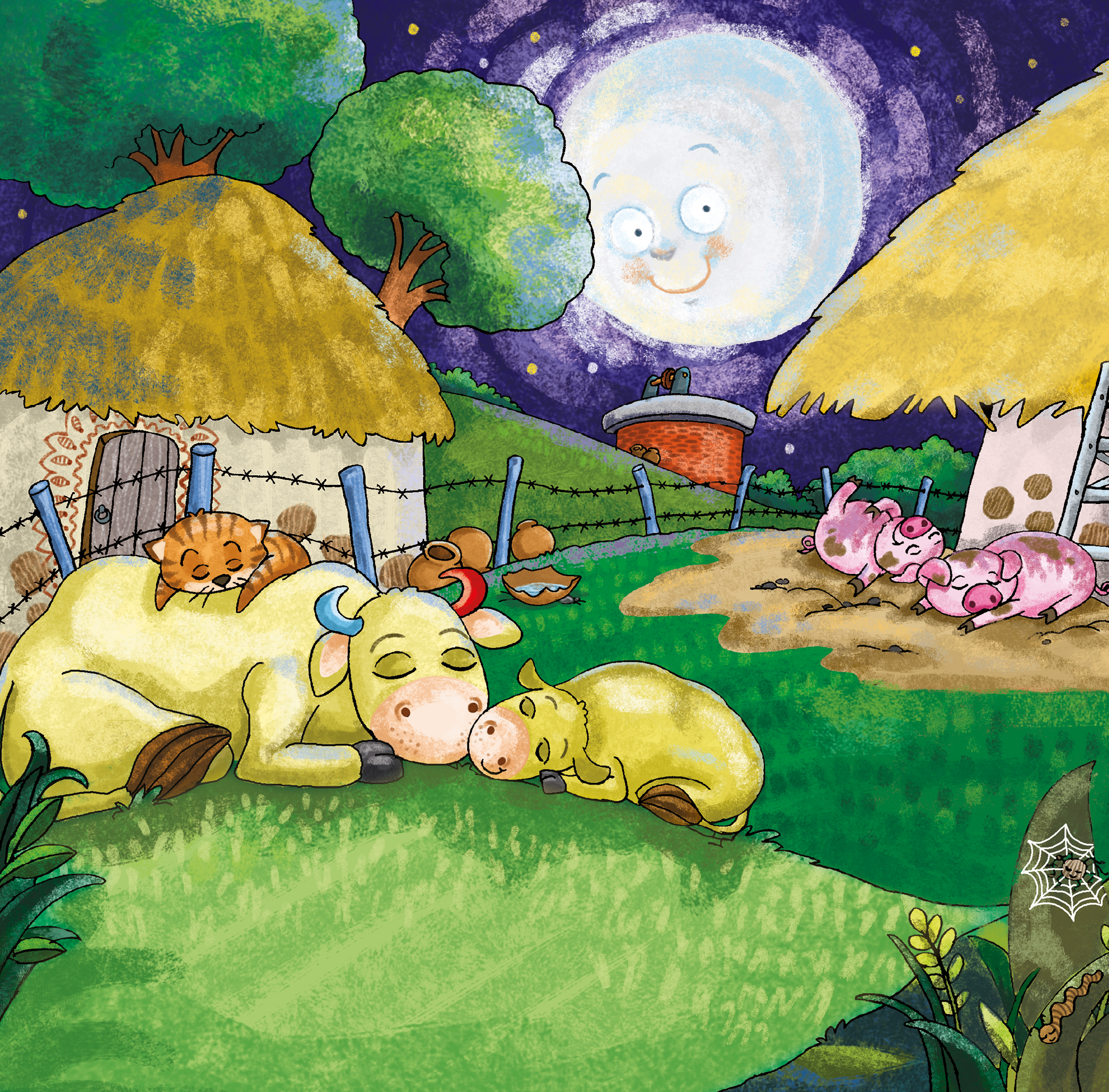 Image result for farm  SLEEPING
