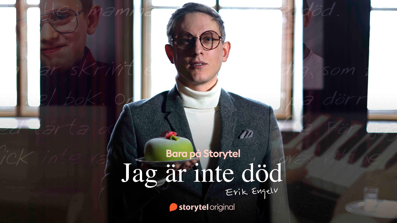 Jag är inte död Erik Engelv