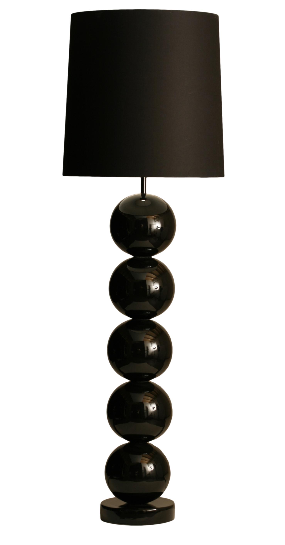 Stout Verlichting Collectie Sfeerfoto Bollen vloerlamp bol Ø 25 cm