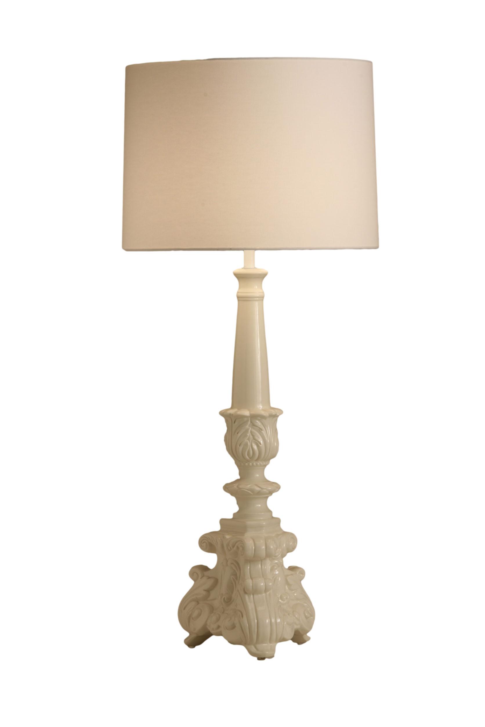 Stout Verlichting Collectie Sfeerfoto Tafellamp Barok (138-212)
