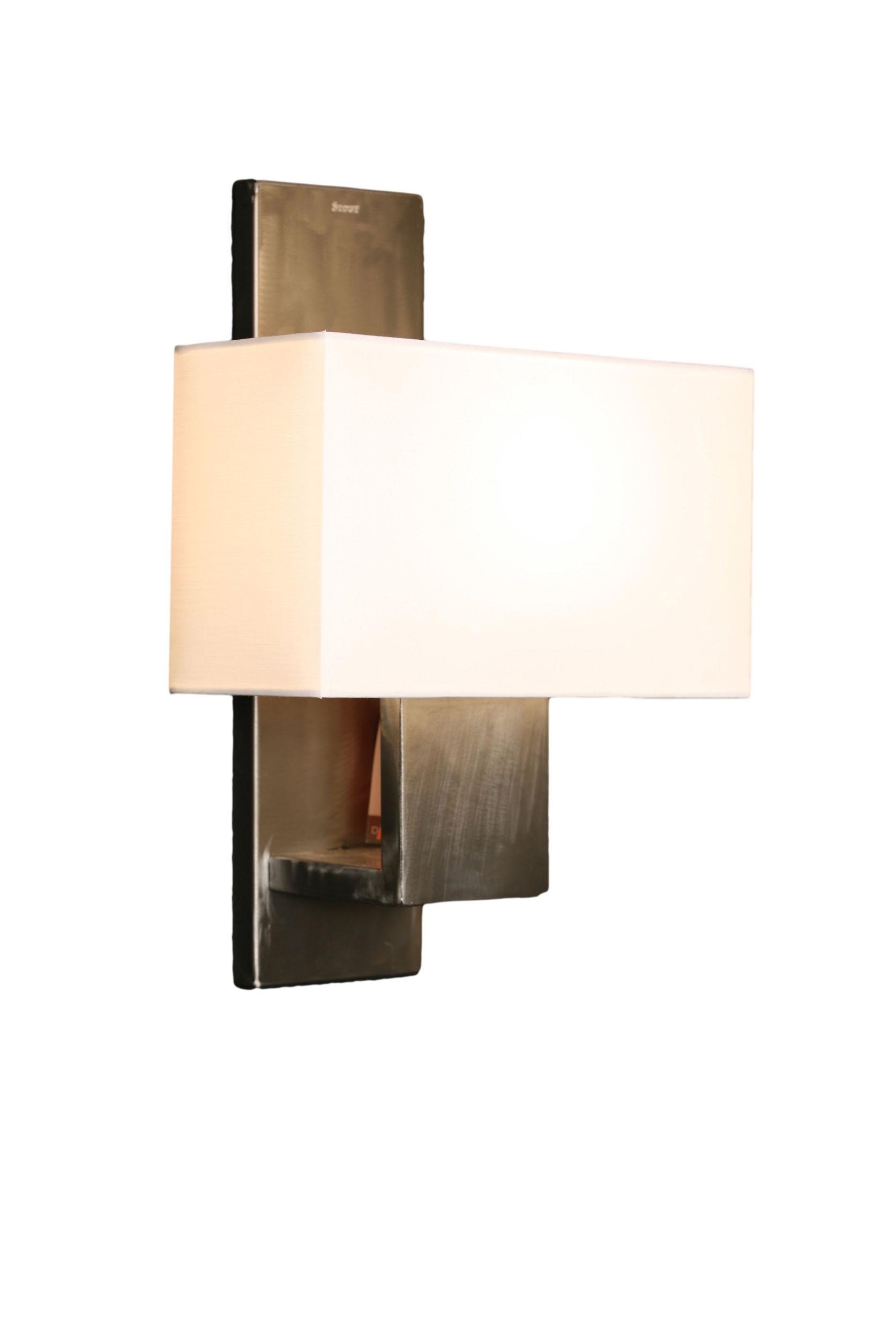 Stout Verlichting Collectie Sfeerfoto Wandlamp 1L